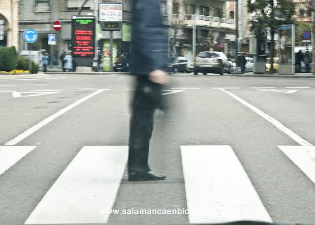 salamanca bici carril bici peatones