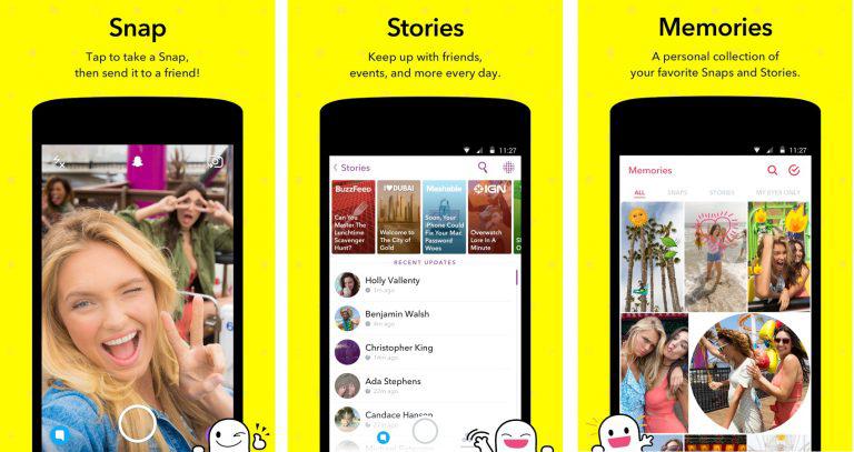 Snapchat Apk Mod Unlocked