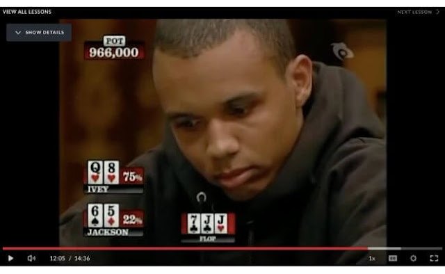 Best poker courses phil ivey masterclass