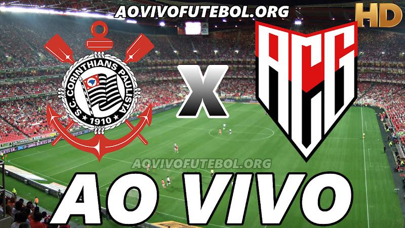 Corinthians x Atlético Goianiense Ao Vivo HDTV