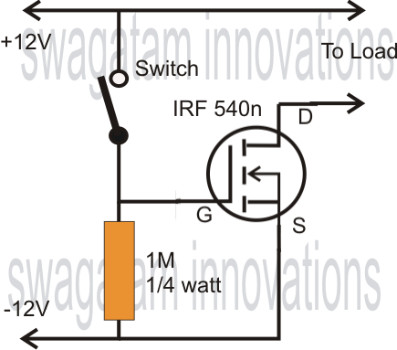 Charge pump further Floating Regulator together with Ig108 additionally X  Radio Wiring Diagram moreover Scr Applications. on capacitor connected to a negative