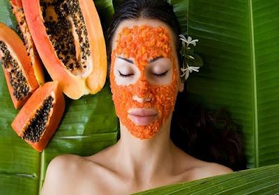 Bahan yg bisa dipakai untuk memutihkan wajah dengan cara alami