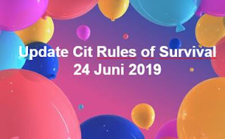 Link Download File Cheats Rules of Survival 24 Juni 2019