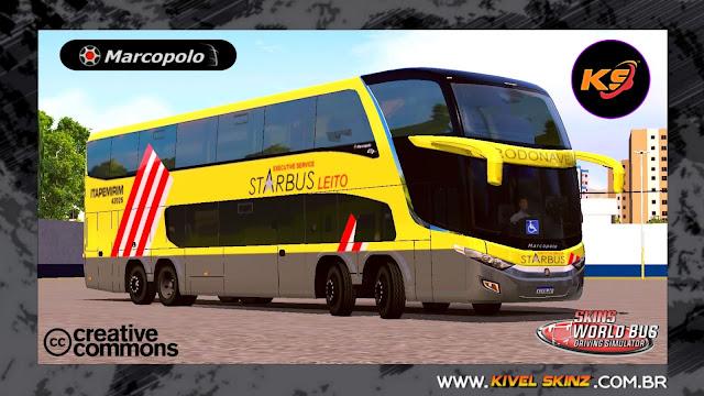 PARADISO G7 1800 DD 8X2 - VIAÇÃO ITAPEMIRIM STARBUS