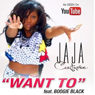 New Video: Jaja Couture - Want To Featuring Boogie Black
