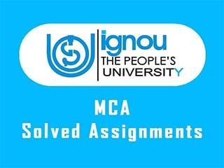 IGNOU MCA Solved Assignments Free Download