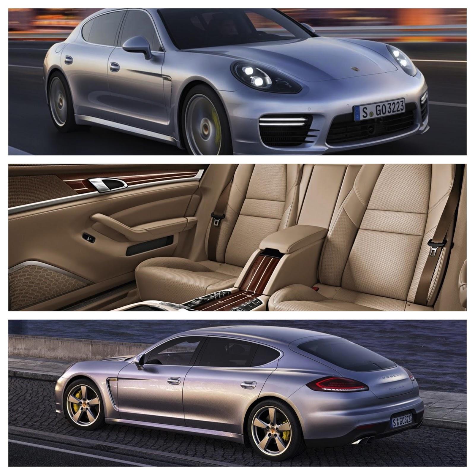 Porsche Panamera Car: 2014 Porsche Panamera Facelift Photos Were Leaked!