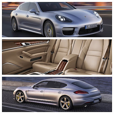 2014 Porsche Panamera Facelift Photos were Leaked!