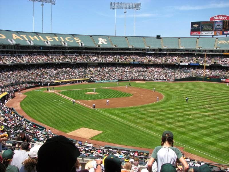 Oakland Athletics Luxury Suites For Sale, Oakland Athletics Stadium