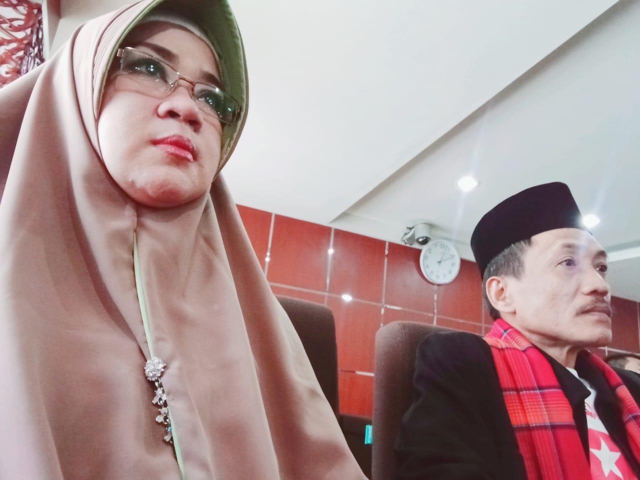 Jalih Pitoeng Ucapkan 'Belasungkawa' Dihadapan Majelis Sidang Etik DKPP
