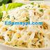 பாஸ்தா வொய்ட் சாஸ் செய்முறை | Pasta White Sauce Recipe !