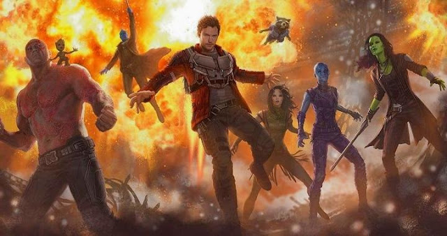 James Gunn sobre Guardians of the Galaxy Vol 3
