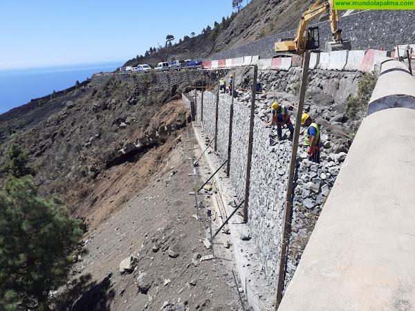 El Gobierno autoriza una inversión cercana a los 800.000 euros para la asistencia técnica que permitirá enfilar la recta final de las obras del tramo de la LP-2, San Simón-Tajuya