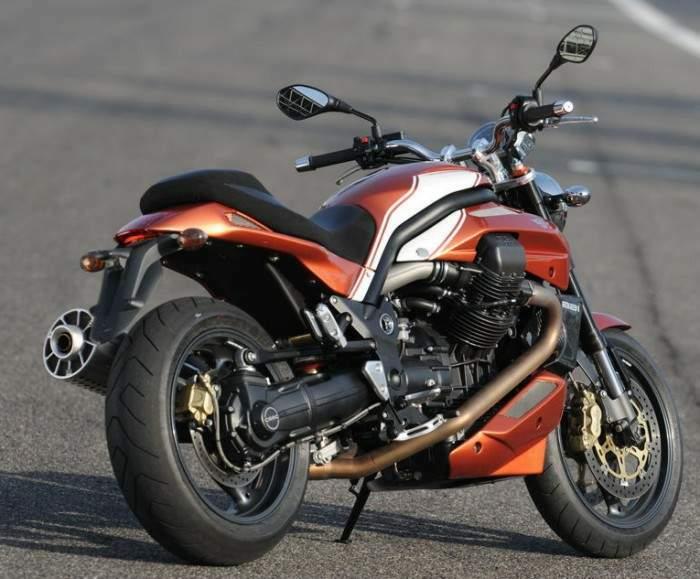 Millepercento BB1 Big Bore Moto Guzzi