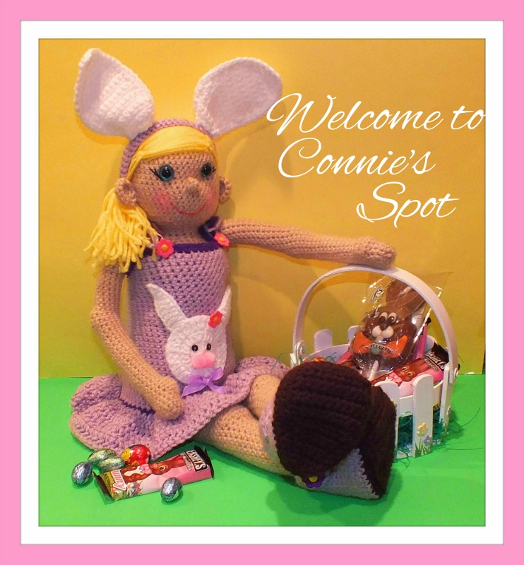 Shop Connie's Spot© & Connie Hughes Designs© Patterns on Ravelry!