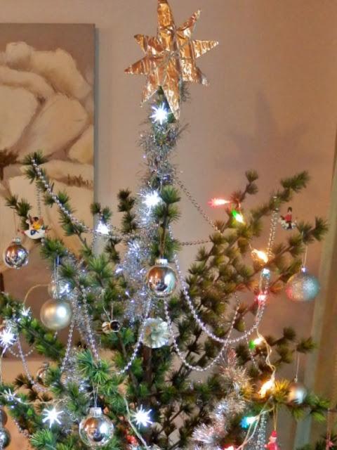 An old Christmas Tree.