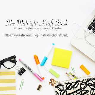 The Midnight Kraft Desk