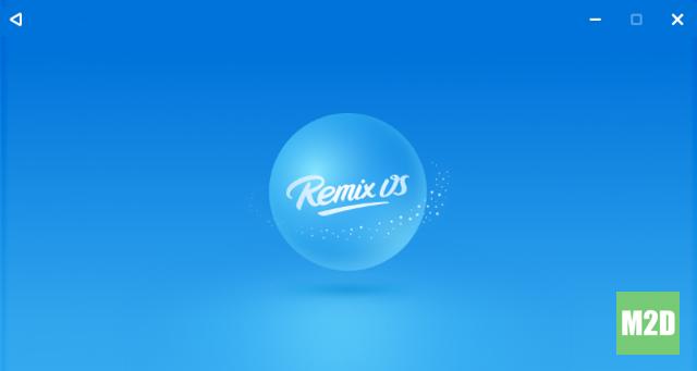 Remix OS Dual-Boot Windows