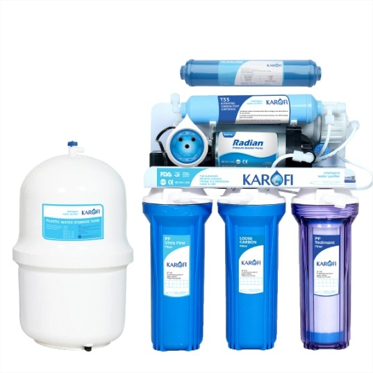 Máy lọc nước Karofi SRO KS60
