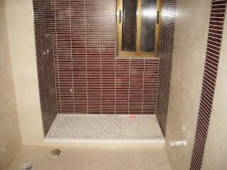 Baldosas sa fotos e imagenes de platos de ducha - Azulejos para duchas de obra ...