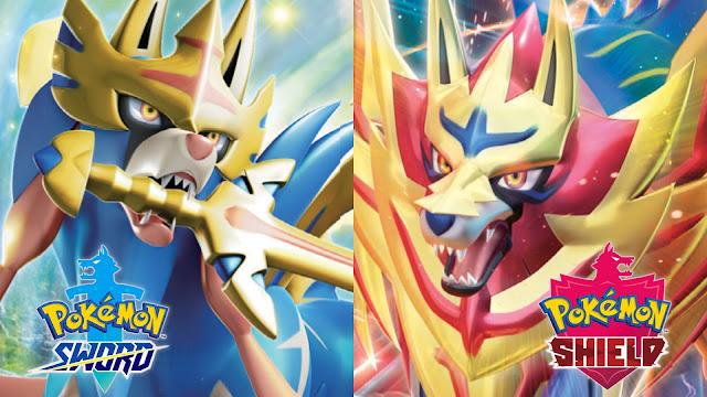 Pokémon Sword/Shield (Switch) tem silhueta de novo Pokémon lendário revelada