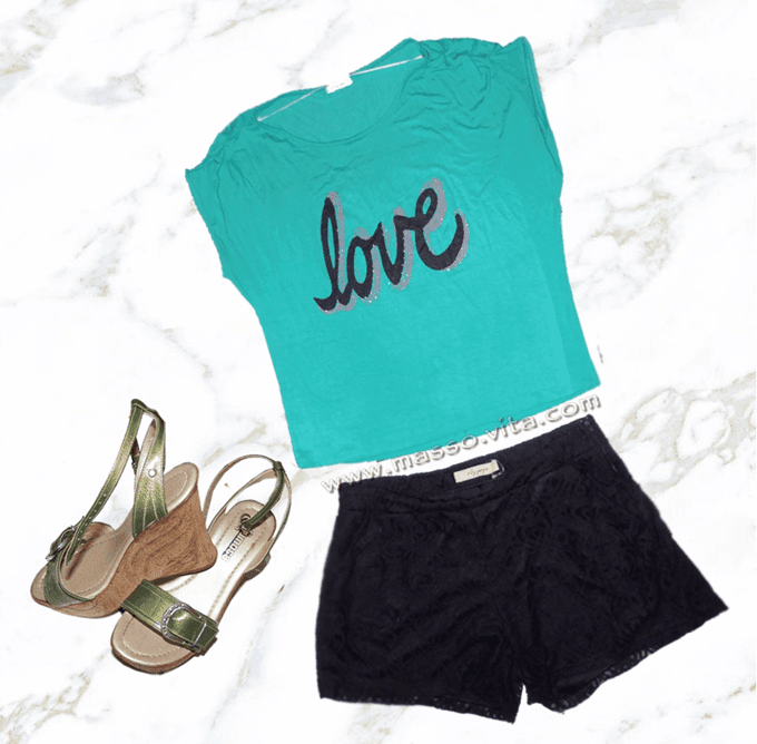 look-blusa-verde-shorts-preto-renda