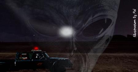 Alien Encounters by Air Force Veterans
