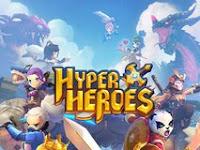 Hyper Heroes MOD APK v1.0.6.79772 Full Update Terbaru