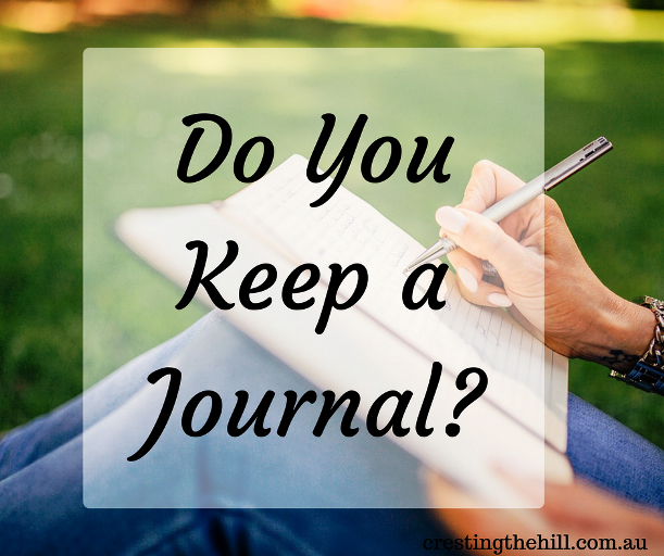 keeping a journal - is handwriting a skill we're losing?