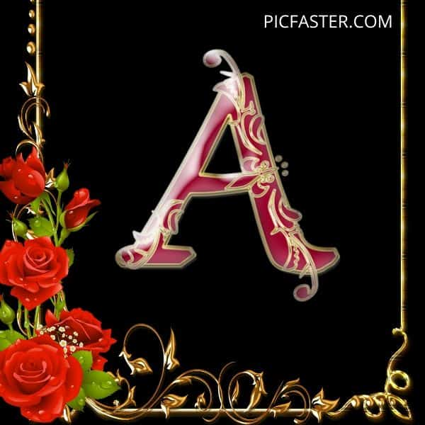 Best Letter A Name Dp Images Pic For Whatsapp 2021 Whatsapp Dp Status Picfaster