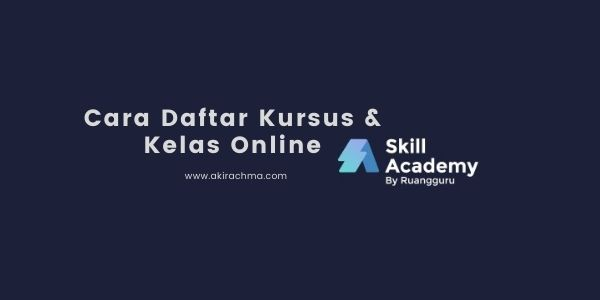 aplikasi kursus online