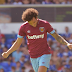 West Ham vence amistoso com gol de Felipe Anderson e Balbuena titular