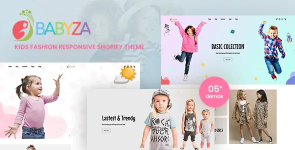 Best Kids Fashion Responsive Shopify Theme