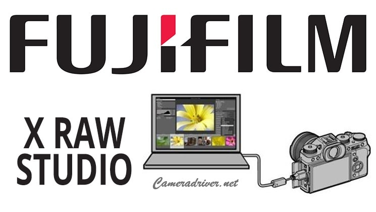 Fujifilm X RAW Studio Digital Camera