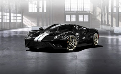 2017 Ford GT 66 Heritage