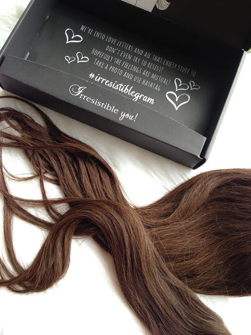 Irresistible Me Hair Extensions Review Beauty With Lily