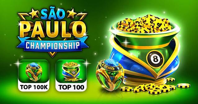 8 ball pool São Paulo Championship