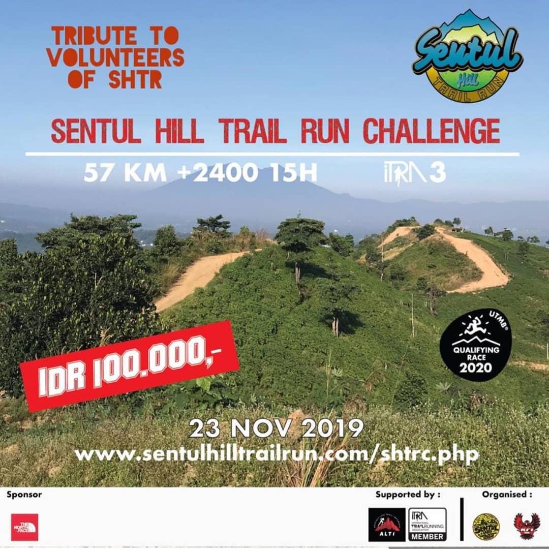 Sentul Hill Trail Run Challange • 2019
