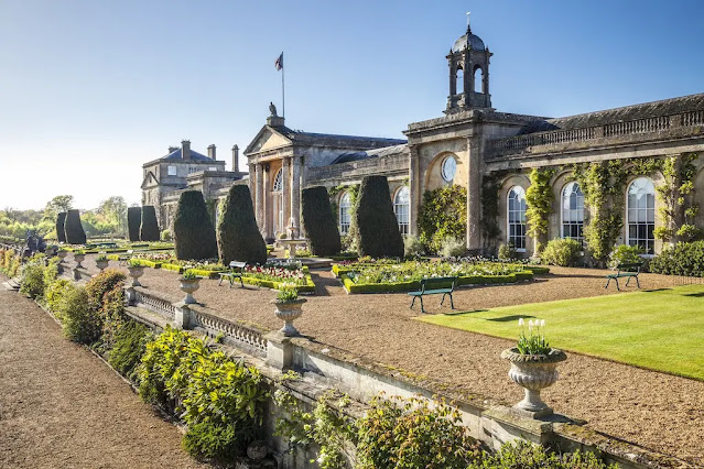 Bowood House and Gardens Wiltshire (england)