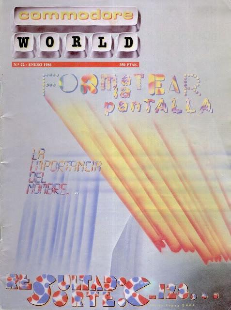 Commodore World #22 (22)