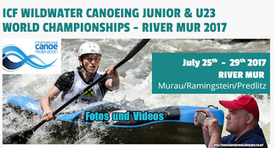 ICF Wildwater Canoe Junior & U23 Worldchampionship