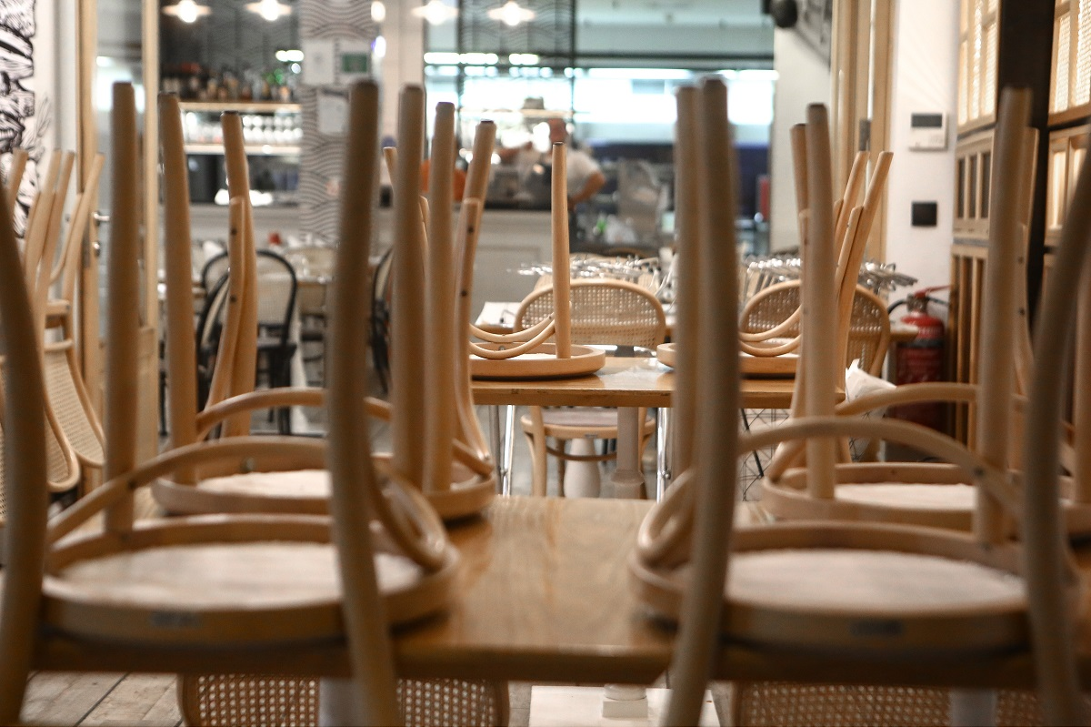 Οι εστιάτορες βάζουν λουκέτο στα μαγαζιά τους από 16 έως 22 Σεπτεμβρίου