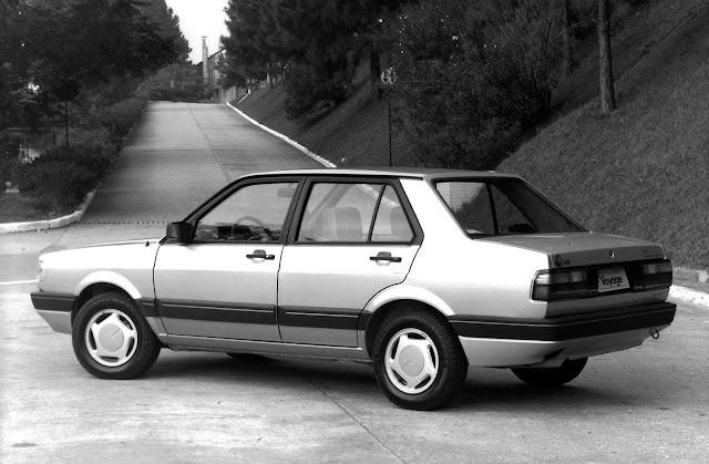VW Voyage 1992