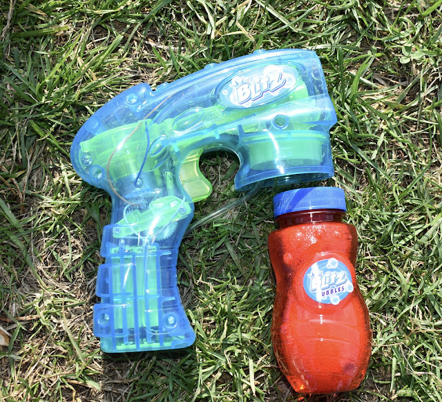 bubble blaster toy