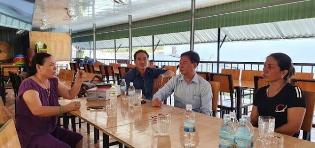 """Viện trưởng VKSND huyện Côn Đảo """"Tôi thích giam thì cho giam, thích ra thì cho ra""""?"""