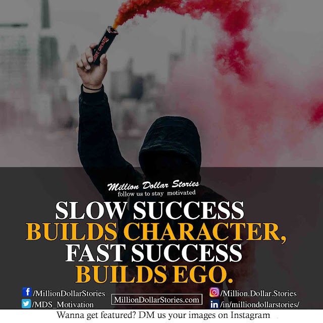 slow success quotes ( Motivational Morning Quotes Image )