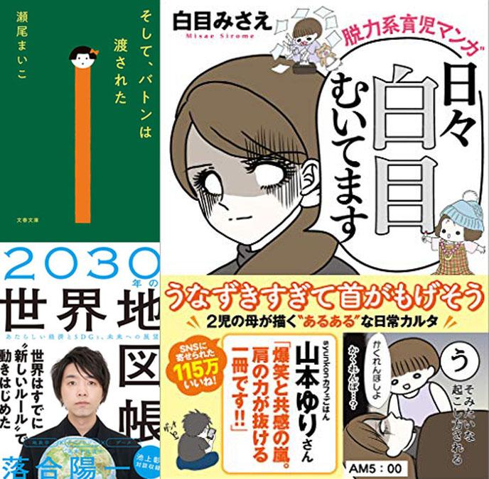 【オールジャンル】Kindle本大規模キャンペーン(5/27まで)
