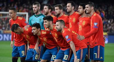 بث مباشر مباراة أسبانيا ومالطا