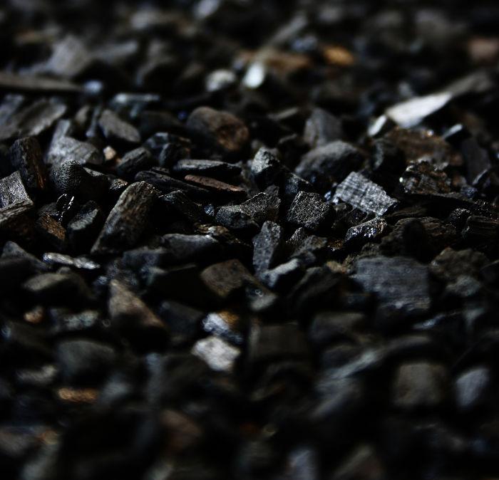 Carbón vegetal, materia prima para el carbón activado