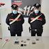 Bari. Arrestate 3 persone in un B&B del centro storico, per detenzione di sostanze stupefacenti